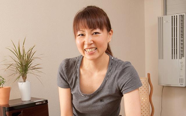 山内 美広さん(34歳)