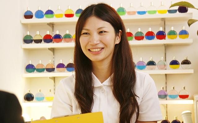 柳内 優子さん(25歳)